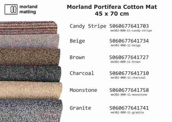 Portifera Colour Reference